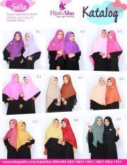 Hijab Alsa Jilbab Bolak-Balik 2 Warna Jilbab Syar'i Terbaru Modern TOP