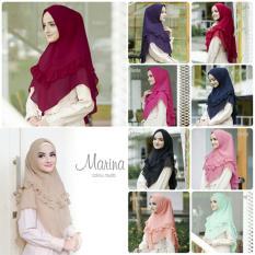 Hijab Bergo Ceruti Marina