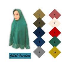Beli Hijab Bergo Overdeck Ym Store Ym Store Dengan Harga Terjangkau