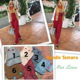Katalog Hijab Hoddie Tamara Met Linen Mee Terbaru