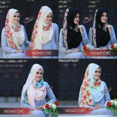 Hijab Instan 2 Loops Chic 1- Ori By Dqiara