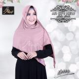 Hijab Instan Arrafi Veena Warna Mocca Ar71N Kerudung Jilbab Bergo Khimar Pashmina Murah