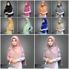 Hijab Instan Flow Siria Talisya Original