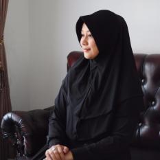 Hijab Kerudung Instan Imala-Hitam Best Seller