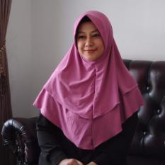 Hijab Kerudung Instan Imala-Lavender Best Seller