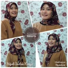 Hijab Instan Segitiga Nesya Rose
