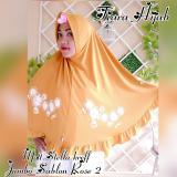 Toko Afkan Hijab Instan Tiara Jumbo Kuning Muda Jilbab Kerudung Bergo Terlengkap
