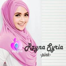 Jual Hijab Instant Rayna Syria Premium Dusty Pink Termurah
