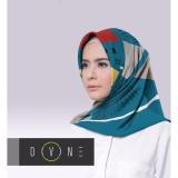 Harga Hijab Jilbab Scarf Segi Empat Printed Voal Divine Premium Dv08 Baru Murah