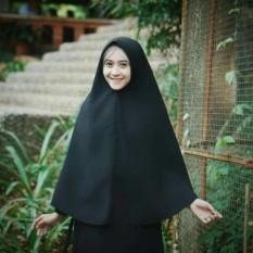 Hijab  Jumbo Syari dengan Pet