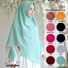 Daftar Harga Hijab Kananta Jilbab Segiempat Syar I Hijab Motif Warna Kain Wolvis Kananta