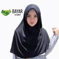 Hijab Kerudung Jilbab Instan Najwa Jilbab Kaos Katun TC Premium