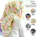 Spesifikasi Hijab Kerudung Segi Empat Maxmara Silk Diandra Pink Jilbab Terbaik