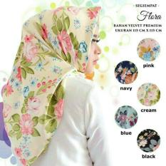 Hijab Kerudung Segi Empat Maxmara Silk Diandra Pink Jilbab Hijab Diskon 50