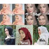 Jual Beli Online Hijab Linen Ruby