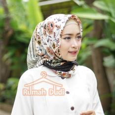 El Zahrana Square Kerudung Segi Empat - Jilbab Motif Premium Monalisa - MaxmaraIDR64900. Rp 65.000