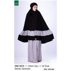 Hijab Mukena Wanita Garsel Fashion GNI 3014