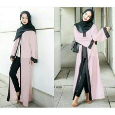 Hijab Muslim / 4In1 Aaliyah Hijab
