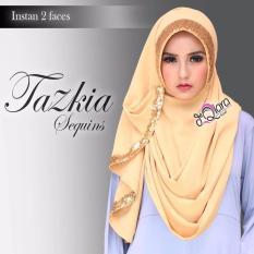 Hijab Pashmina Instant 2 Faces Coksu