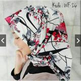 Spesifikasi Hijab Segi Empat Motif Wolfis 110X110 Bagus