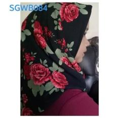 Berapa Harga Hijab Segiempat Motif 110X110 Bubble Pop Di Indonesia