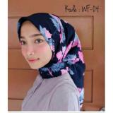 Toko Hijab Segiempat Motif Wolfis 110X110 Murah Indonesia