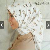 Spesifikasi Hijab Segiempat Motif Wolfis 110X110 Bagus