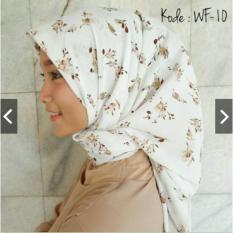 Beli Hijab Segiempat Motif Wolfis 110X110 Hand Made Asli