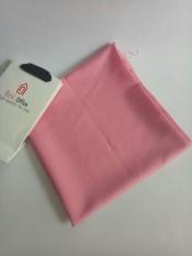 Jual Hijab Segiempat Polos Warna Pink Best Office Multi Murah