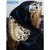 Hijab Segiempat Satin 110X110 Murah
