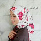 Beli Hijab Segiempat Square Wolfis 110X110 Yang Bagus