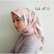 Harga Hijab Segiempat Square Wolfis 110X110 Termahal