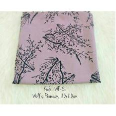 Tips Beli Hijab Segiempat Square Wolfis 110X110