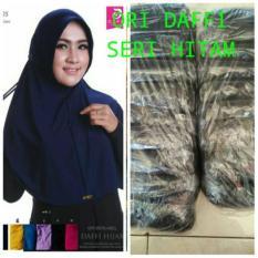 Hijab Serut Ori Daffi Nyaman Dipake