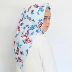 Hijab Square Jilbab Segiempat Wolfis Motif