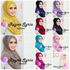 Hijab Syria Rayna Premium (New Variant)