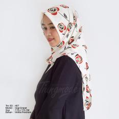 Jual Hijab Tiung Tm 487 Jilbab Motif Kerudung Square Jilbab Motif Bagus Tiung Mode Original