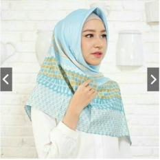 hijab/jilbab segiempat/square maxmara titanium
