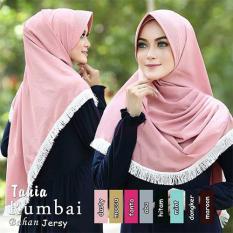 Hijab/Jilbab Tania Rumbai