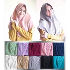 Hijab/Jilbab Zahara Daily/kualitas Ok