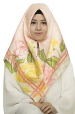 Hijabstore - Angel Lelga Original Scarf 097 Soft Peach-Kuning