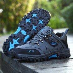 Toko Hiking Nyaman Bernapaslah Dengan Bebas Lembut Menolak Memakai Pria Fashion Platform Sepatu Rekreasi Sport Climbing Sepatu Intl Lengkap Di Tiongkok