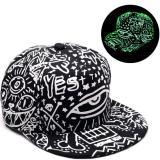 Harga Topi Hip Hop Bisbol Neon Hijau Neon Terbaru