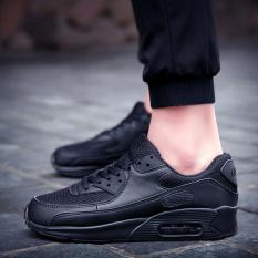 Promo Hitam Kecil Sepatu Sneakers Hitam Semua Sepatu Baru Model Perempuan Hitam Laki Laki Di Tiongkok