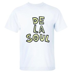 HKGO De La Soul Men's T Shirt Short Sleeves - intl