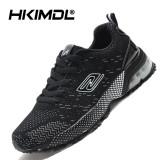 Situs Review Hkimdl Fashion Pria Sneakers Dilengkapi Ventilasi Mesh Sepatu Sepatu Kasual Sepatu Menjalankan Ringan Sepatu Atletik Berjalan