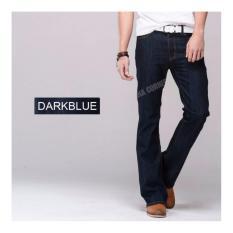 HNA-Celana Jeans Denin Pria Panjang Exlusive Bootcut & Flare (CUTBRAY)