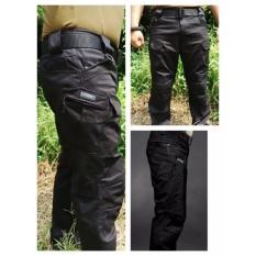 Berapa Harga Hna Celana Panjang Tactical Blackhawk Army Premium Black Di Jawa Barat