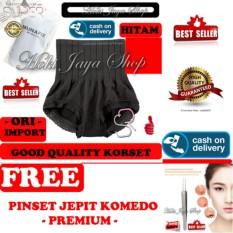 ... Pinset Jepit Komedo - Blackhead Tweezer - Penjepit Komedo Jerawat - 1 Pcs. IDR 23,228 IDR23228. View Detail. HOKI COD - Munafie Slim Pant Celana Korset ...