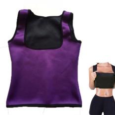 Hola Hot Shapers Fat Burning Fitness Body Girly Stretch Yoga Rompi Latihan Ungu Intl Tiongkok Diskon 50